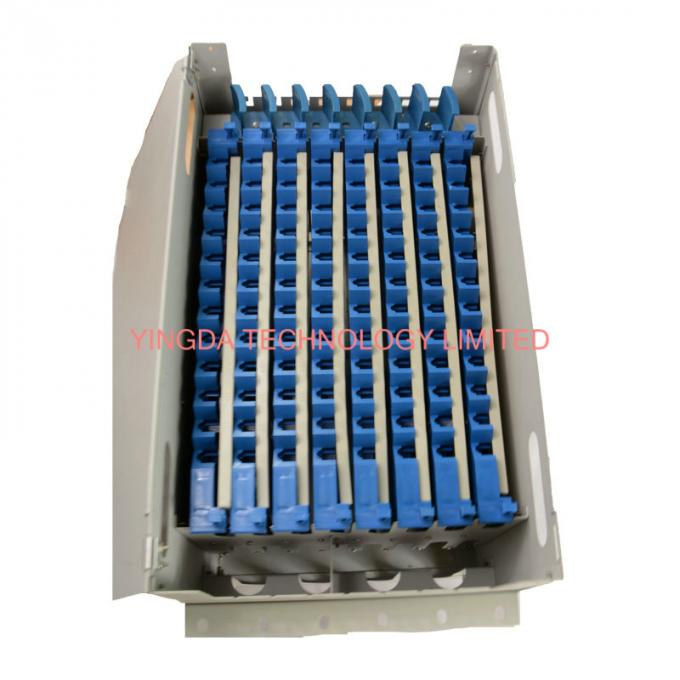 Sc Odf 96 Port Patch Panel Fiber Optic Distribution Frame