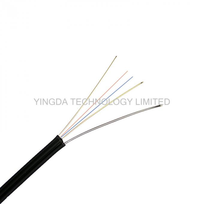 sc    upc ftth fiber optic patch cord self supporting drop