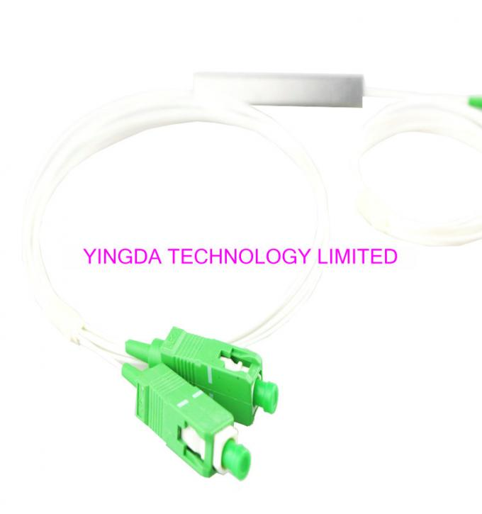 Single Mode G657A1 Fiber Optical Splitter LSZH G657A Fiber PON Network