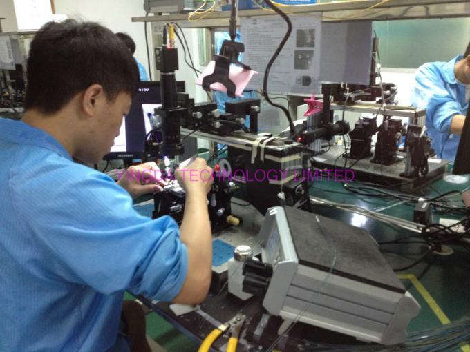 1*4 SC/APC Blockless PLC Splitter Block Type 900um FTTH PON Passive