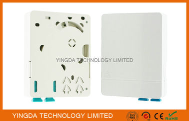 China Single Mode Fiber Optic Cable Junction Box In FTTH PON Network For Fiber Termination supplier