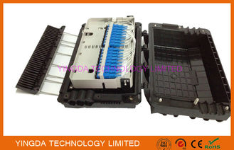 China 48 Cores Fusion Splice Fiber Optic Distribution Box 3 In 3 Out For Buffer Tube supplier