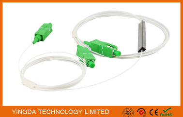 China Single Mode G657A1 Fiber Optical Splitter LSZH G657A Fiber PON Network supplier