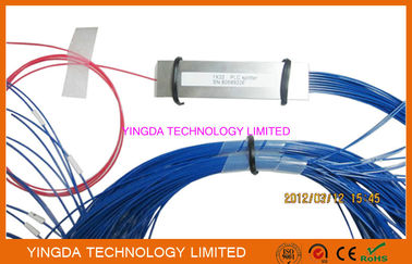 China PON Passive Splitter 1*32 Fibra Optico LSZH G657A Ribbon Fibers Corning supplier