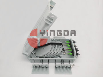 China FTTH Pole Mount Optical Splitter Box 96 Cores For Huawei pre-connectorized drop cable supplier