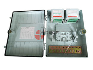 China 96 Fibers 2/32 Optical Splitter Termination Distribution Box Enclosure High Density supplier