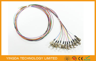 China SC / UPC SC / PC Multi Core Bunchiness Fiber Optic Pigtail , Easy To Install factory