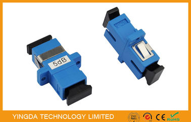 China FITL SC / PC Fiber Optic Connector Attenuator 3dB 5dB 10dB For Network Testing factory