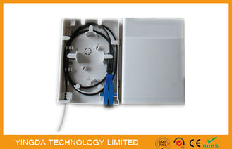 China 4 Core Fiber Optic Termination Box FTB supplier
