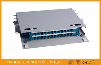 "China 19"" Fiber Optic Patch Panel supplier"