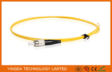 China FC UPC SM SX Pigtail 1.6mm LSZH, Fiber Optic Pigtails FC PC Single Mode Simplex factory