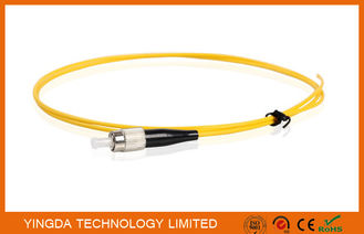 China FC UPC SM SX Pigtail 1.6mm LSZH, Fiber Optic Pigtails FC PC Single Mode Simplex supplier