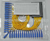 1*32 Passive Optical Fiber PLC Splitter Box Low Pdl , Low Insertion Loss For Fiber To Home supplier