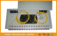 China Rack Mount Fiber Optic Patch Panel factory