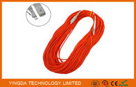 LC to SC Fiber Optic Patch Cord MM50 / 125um OM2 Mulitmode PVC LSZH Patch Cable supplier