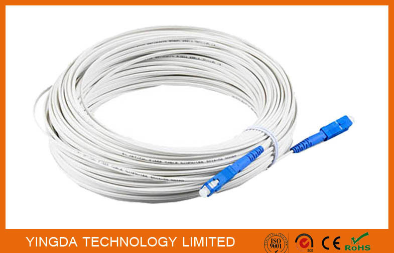 Figure 8 Drop Cable Fiber Optical Patch Cord Sc Pc