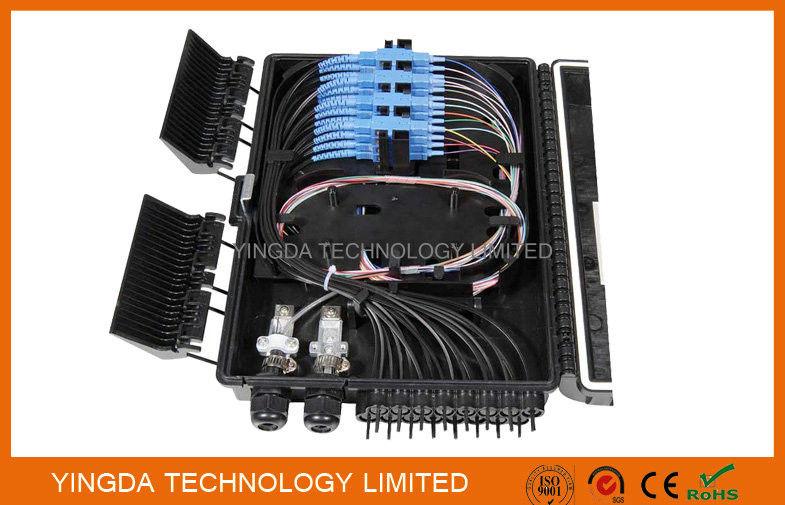 24 fibers fibre termination box pole mounting fiber optic junction box sciox Gallery