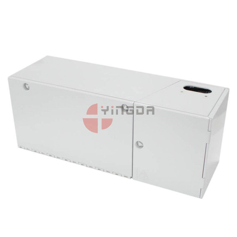 Multi - Operator Fiber Optic Connection Box ODB CTO 48 Cores 2 Door IP30 Protection supplier