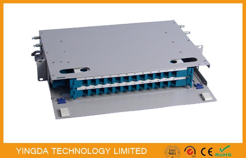 Cable Distribution Box : Fibre optic patch panel quot sc cable distribution box