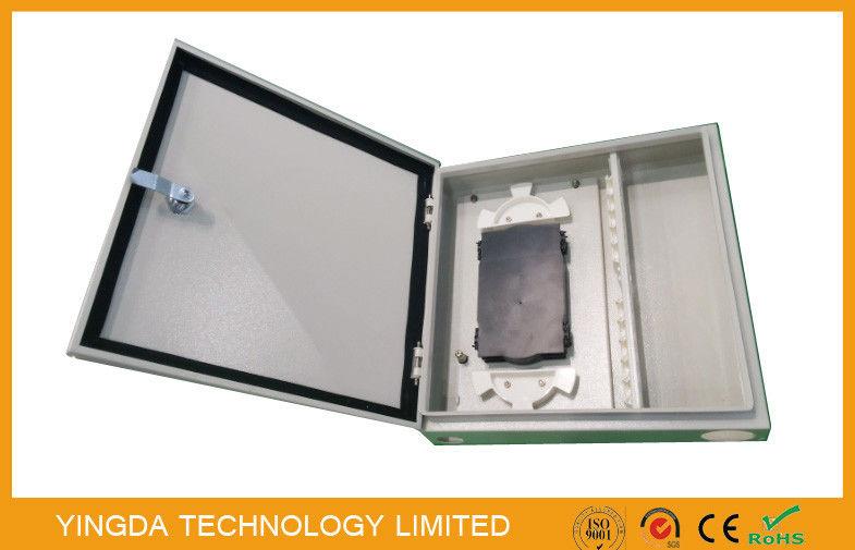 48 Core 72 Port Fiber Optic Termination Box 48 Port Wall