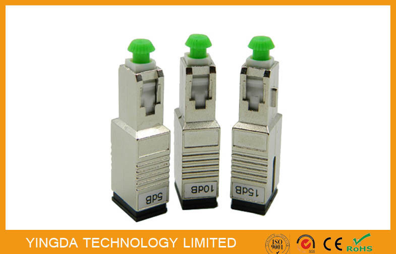 Fiber Optic Attenuator 1dB 2dB 3dB supplier