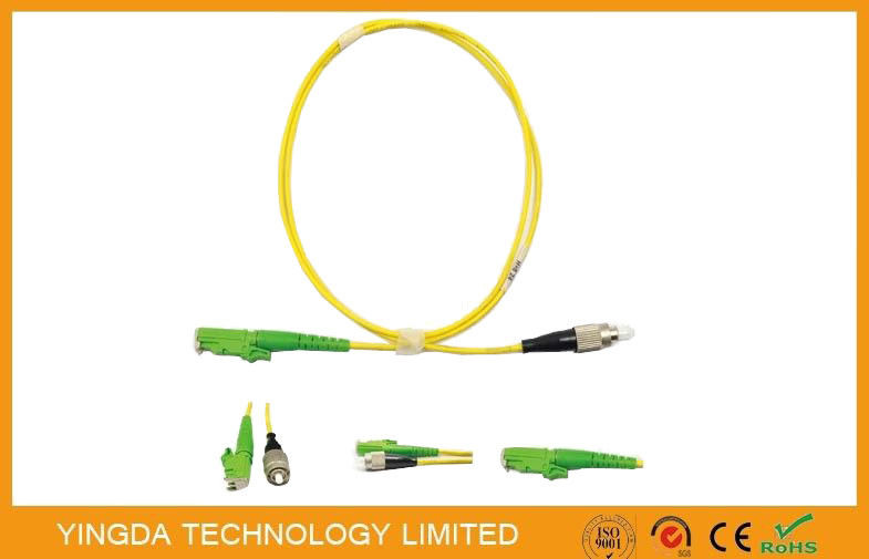 E2000 / APC - FC / UPC SM SX 3 0mm 3M Fiber Optic Patch Cord