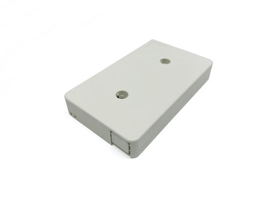 FTB86J Ftth RJ11 Module Fiber Optic Termination Box