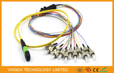 China MTP MPO Trunk Cable distributor
